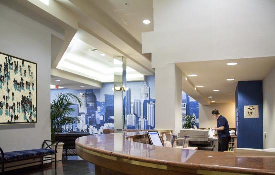 The Kawada Hotel - Kawada Hotel Front Desk